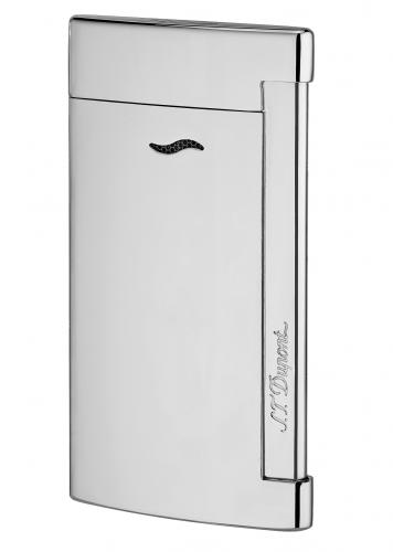 S.T. Dupont Slim 7 Feuerzeug mit Chrom Hochglanz