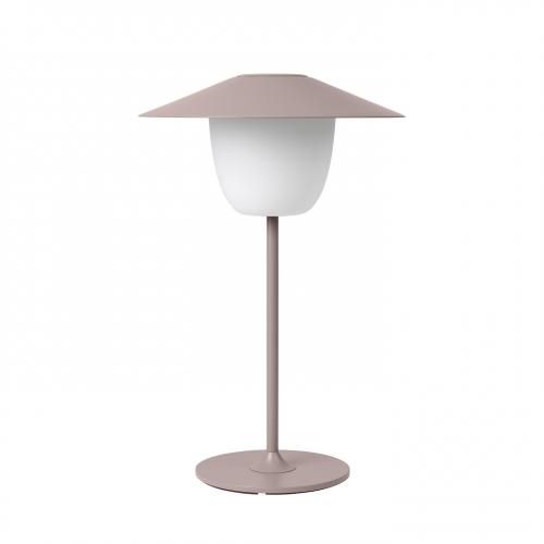 "Blomus ""ANI LAMP"" Mobile LED-Leuchte bark"