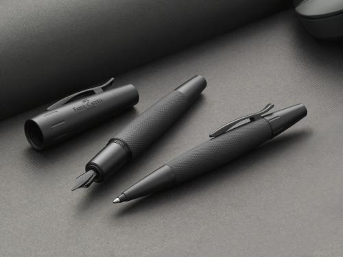 Faber Castell E-motion Pure Black Drehbleistift